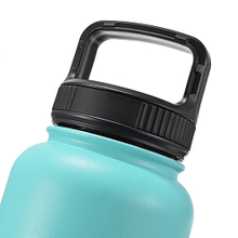 High Quality Vacuum Insulated Double Wall large Exquis Gallon Gold 36 oz Water Bottles Stainless Steel