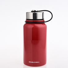 610ML Thermal Insulation Cup For Stainless Steel Manna Thin Stainless Steel Autoseal Water Bottle